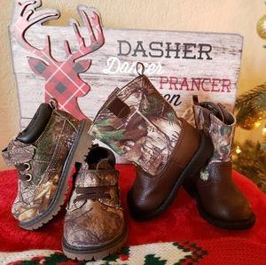 Garanimals boots size 4